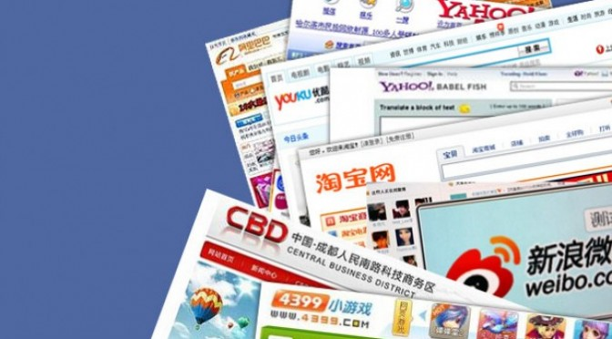 Web site targets Chinese market?