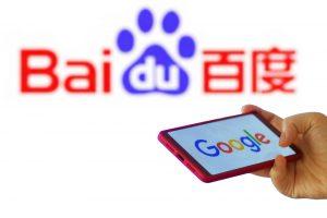 Baidu Vs. Google